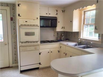 East Orleans Cape Cod vacation rental - Spotless kitchen with all appliances in tip-top shape.