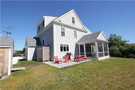 East Sandwich Cape Cod vacation rental - Back of the House