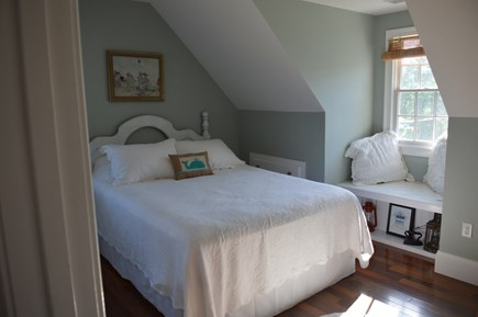 Barnstable Village Cape Cod vacation rental - Upstairs Bedroom #2  New Queen bed