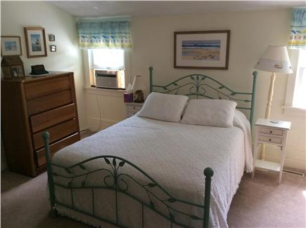 New Seabury, Rock Landing Cape Cod vacation rental - Quiet and comfortable master bedroom with queen and window A/C