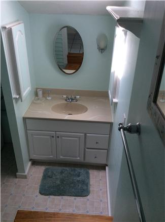 New Seabury, Rock Landing New Seabury vacation rental - One bath with shower. There is also a private outside shower.