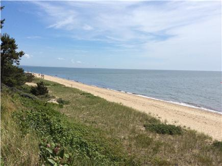 New Seabury, Rock Landing Cape Cod vacation rental - Beautiful wide private community beach perfect for the family