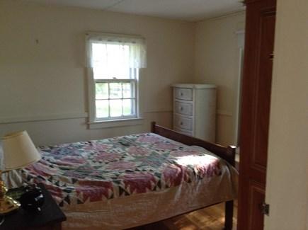 Dennis Port Cape Cod vacation rental - Master Bedroom overlooking Swan River..
