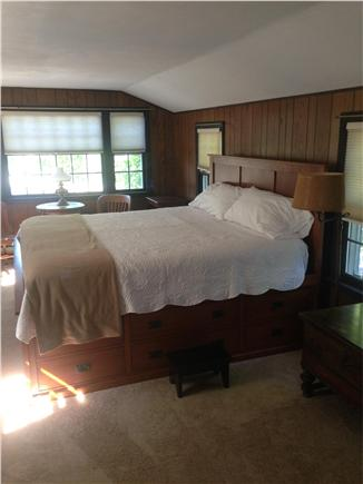 Barnstable Village Cape Cod vacation rental - Second master has sitting area and king sized bed