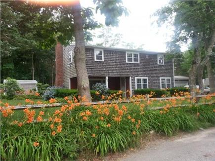 Barnstable Village Cape Cod vacation rental - Cape Cod House with large side yard