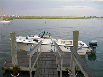 Yarmouth, Bass River Cape Cod vacation rental - Deep Water Dock, BYOB, public boat launch at Smugglers Beach