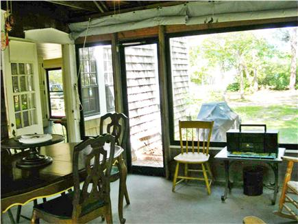Yarmouth, Bass River Cape Cod vacation rental - Lanai screened in porch