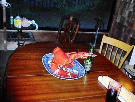 Yarmouth, Bass River Cape Cod vacation rental - Lobster and beer, not included
