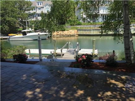 New Seabury/Mashpee New Seabury vacation rental - Deep water dock view.
