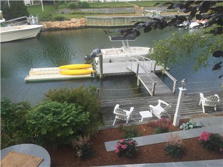 New Seabury/Mashpee New Seabury vacation rental - Deep water dock.