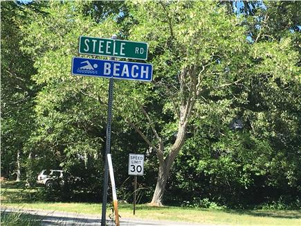 Eastham Cape Cod vacation rental - Walk to beach at the end of the street.  Beach buggy provided!