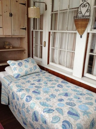 East Falmouth Cape Cod vacation rental - Twin bedroom with trundle bed available