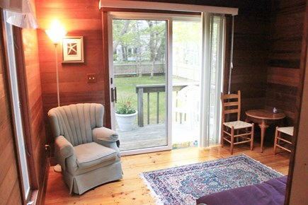 Eastham Cape Cod vacation rental - Extra room with futon