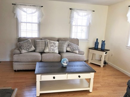Eastham Cape Cod vacation rental - Generous size living room to stream your favorites.