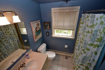 Orleans Cape Cod vacation rental - Full bath on main level