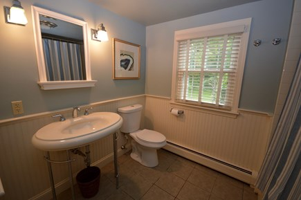 Orleans Cape Cod vacation rental - Lower level full bath