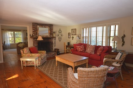 Orleans Cape Cod vacation rental - Second living room opens to kitchen