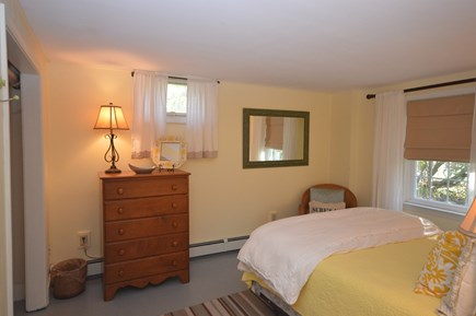 Orleans Cape Cod vacation rental - Bedroom 3: Lower level queen bedroom with A/C