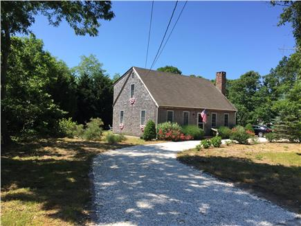 North Eastham Cape Cod vacation rental - Other view from the road