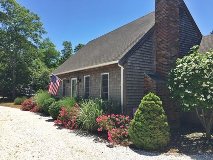 North Eastham Cape Cod vacation rental - Front