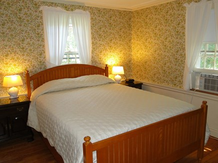 Orleans Cape Cod vacation rental - Queen bedroom with air conditioning