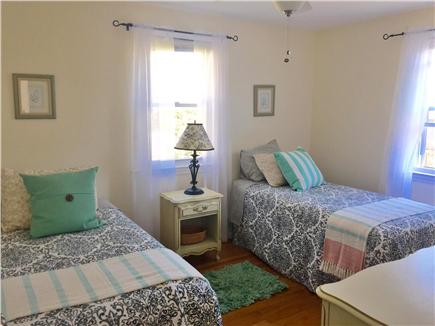 West Dennis Cape Cod vacation rental - Twin bedroom with tv