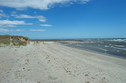 West Dennis Cape Cod vacation rental - South Village Beach is just 9/10's mile away!