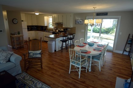 North Falmouth Cape Cod vacation rental - Kitchen/Dining Area