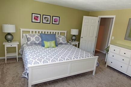 North Falmouth Cape Cod vacation rental - Master Bedroom with King 2nd Floor