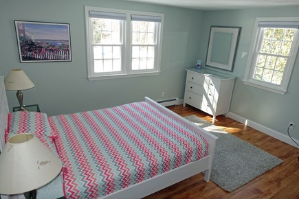 North Falmouth Cape Cod vacation rental - Guest Bedroom with Queen1st Floor