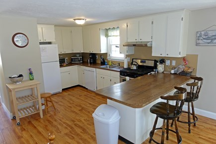 North Falmouth Cape Cod vacation rental - Updated Kitchen