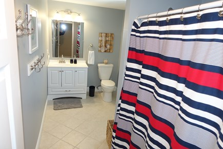 North Falmouth Cape Cod vacation rental - Full Bathroom 2nd Floor