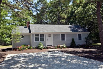 West Yarmouth Cape Cod vacation rental - Complete renovation - front view of house.