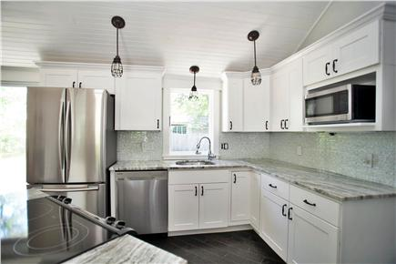 West Yarmouth Cape Cod vacation rental - Another kitchen photo.