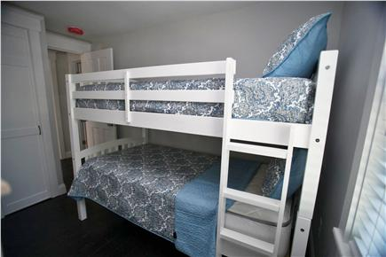 West Yarmouth Cape Cod vacation rental - Bedroom #3 w/ bunk beds