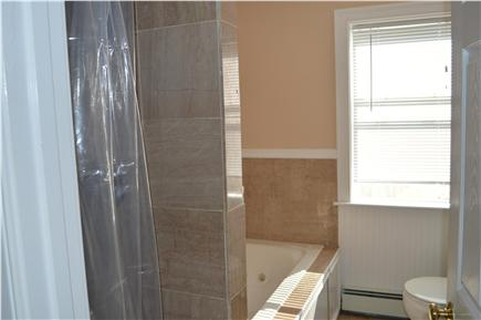 Hyannis Cape Cod vacation rental - Full bath on 2nd floor with stand up shower