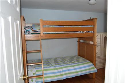 Hyannis Cape Cod vacation rental - Twin bunk bed room on 1st floor with plenty of room to move.