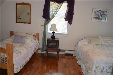 Hyannis Cape Cod vacation rental - Upstairs queen bed and 1 twin room.(same room as above)