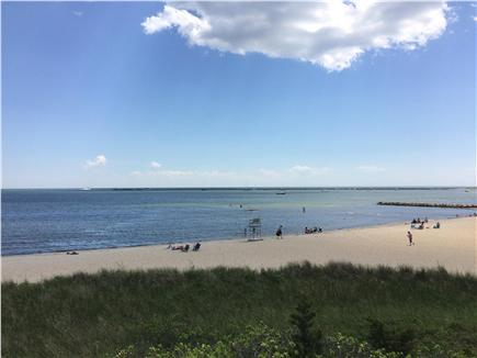 Hyannis Cape Cod vacation rental - Keyes Beach (Sea Street Beach) is just 1/2 mile away!