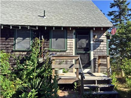 Brewster Cape Cod vacation rental - Front view of cozy cottage