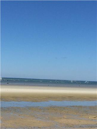Brewster Cape Cod vacation rental - Beautiful private beach, just steps from cottage