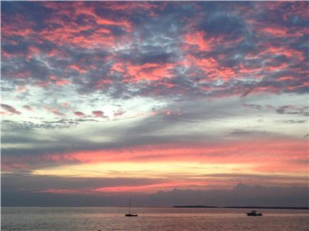 Eastham Cape Cod vacation rental - Eastham sunset