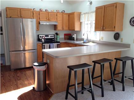 Eastham Cape Cod vacation rental - Kitchen and breakfast bar