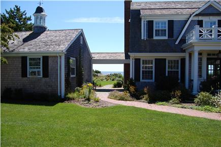 Harwich Port Cape Cod vacation rental - Main house & Guest house