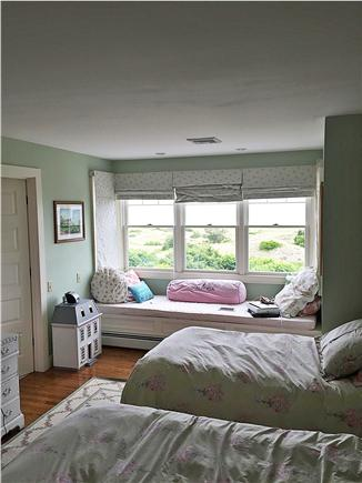 Harwich Port Cape Cod vacation rental - 2nd Bedroom - two twin beds & Ocean View