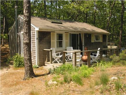 Wellfleet Cape Cod vacation rental - A little cottage in the woods by the ocean