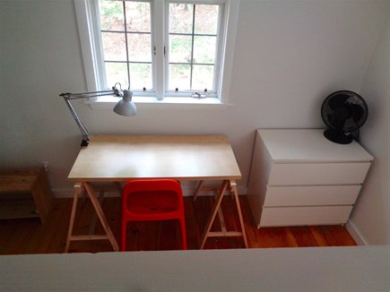 Wellfleet Cape Cod vacation rental - Little desk for what have you