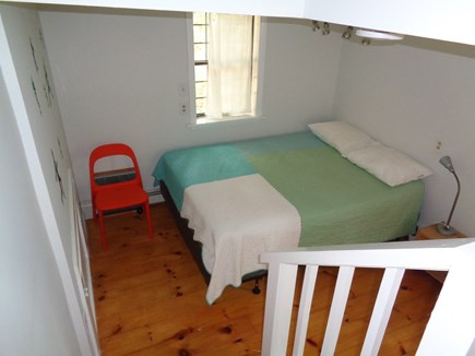 Wellfleet Cape Cod vacation rental - One of two bedrooms with a queen bed