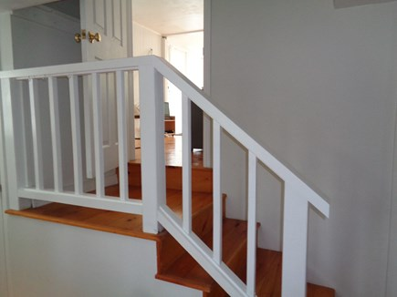 Wellfleet Cape Cod vacation rental - 4-5 stairs down to bedroom