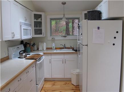 Wellfleet Cape Cod vacation rental - Nice Clean Kitchen